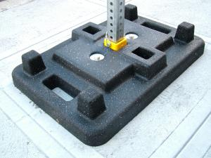 TD8400 Universal Rubber Base System