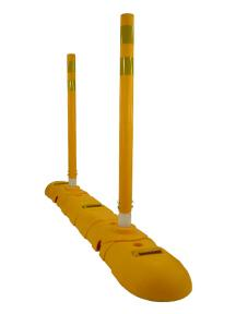 TD11700 Cross Block Flexible Traffic Separator