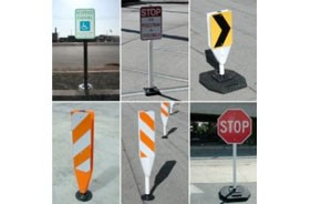 TD5275 Reboundable Sign Systems